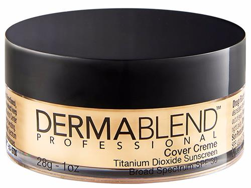 DermaBlend Professional Cover Cream SPF 30 - Warm Ivory Chroma 1/2