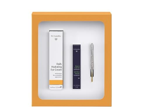 Dr. Hauschka Brightening Eye Care Set - Limited Edition