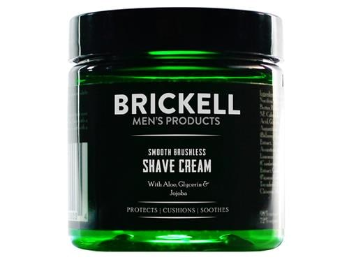 Brickell Smooth Brushless Shave Cream