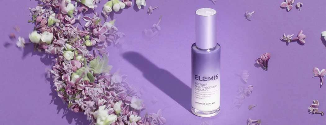 ELEMIS Peptide Night Recovery Cream-Oil