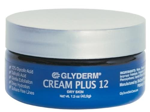 GlyDerm Cream Plus 12%
