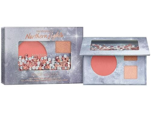 bareMinerals Northern Lights Rose Gold Palette