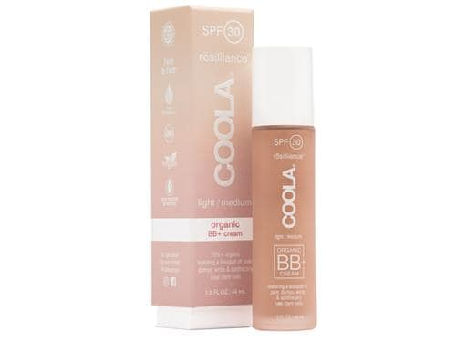 COOLA Mineral Face SPF 30 Rosilliance Tinted Organic BB+ Cream - Light/Medium