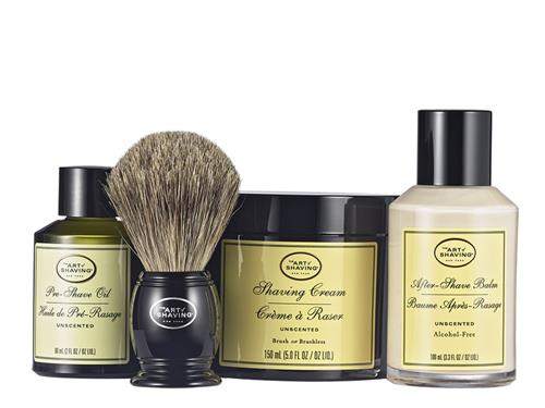 The Art of Shaving 4 Elements Kit - Unscented