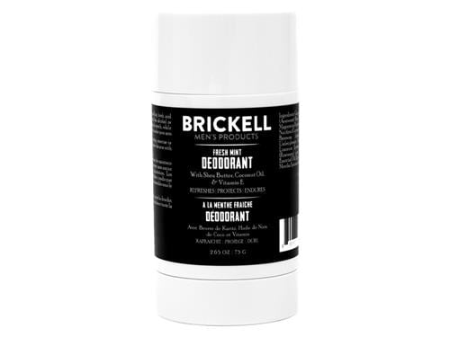 Brickell Fresh Mint Deodorant