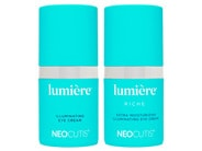 Neocutis Lumiere and Lumiere Riche Duo