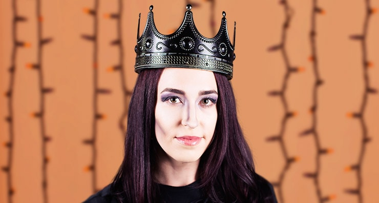 Halloween How-to: Dark Queen