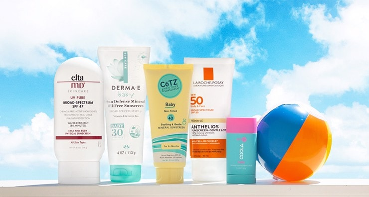 Six Tips for Keeping Your Child Sun Safe and the Best Kids Mineral Sunscreens
