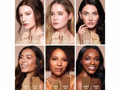Glo Skin Beauty Hd Mineral Foundation