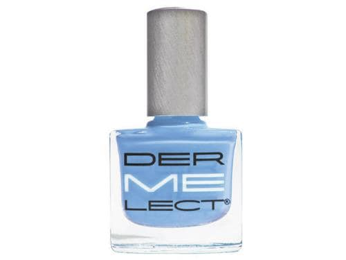 Dermelect Cosmeceuticals ME - Peptide Infused Color Nail Treatment - Above It - Breathtaking Sky Blue