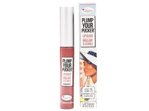 theBalm Plump Your Pucker Lip Gloss - Exaggerate
