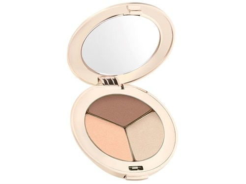 Free $30 jane iredale PurePressed Eye Shadow Triple - Sweet Spot
