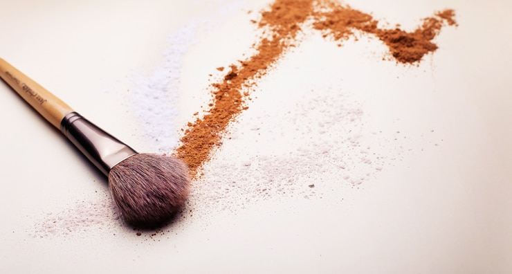 What does finishing powder do? What is hd powder or hd makeup?