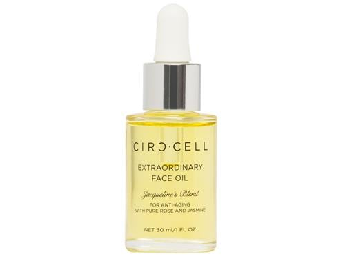 Circ-Cell Extraordinary Face Oil Jacquelines Blend for Anti-Aging