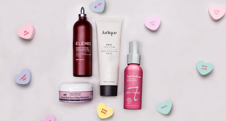 4 Valentine-Inspired Beauty Products to Surprise Your Sweetheart