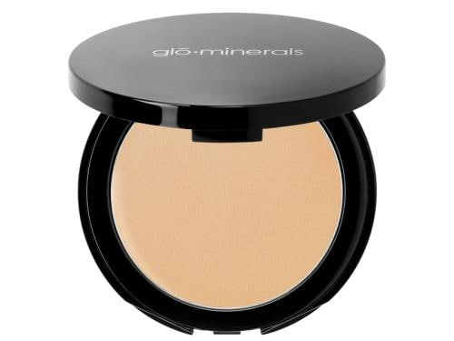 glo minerals Pressed Base - Golden - Light