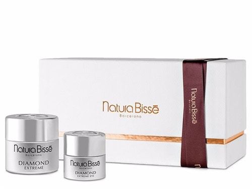 Natura Bisse Diamond Extreme Gift Set. Skin Care. Face Treatments.
