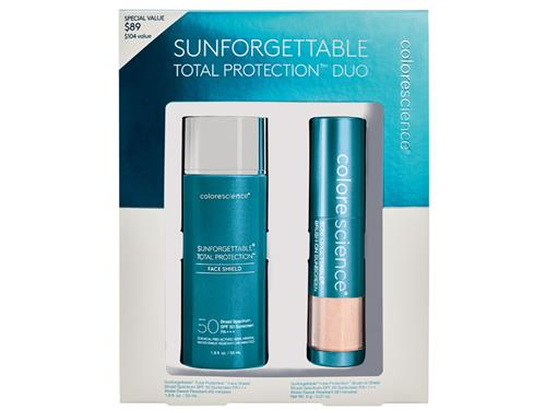 Colorescience Sunforgettable Total Protection Duo SPF 50