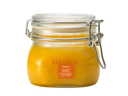 Borghese Cura C Anhydrous Vitamin C Body Treatment Scrub