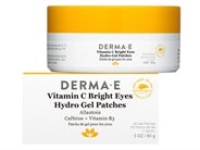 derma e Vitamin C Bright Eyes Hydro Gel Eye Patches