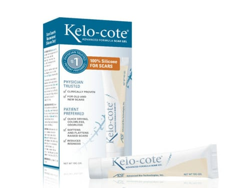 Kelo-cote Advanced Formula Scar Gel - 10g Tube