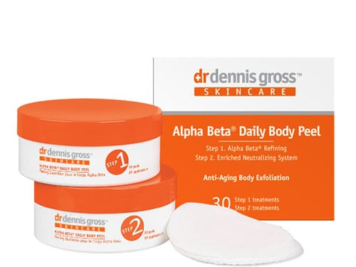 Dr. Dennis Gross Skincare Alpha Beta® Daily Body Peel (30 Applications)