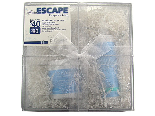 B. Kamins Winter Escape Kit