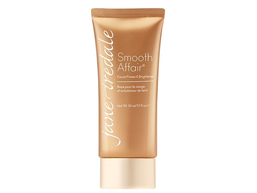 jane iredale Smooth Affair Facial Primer & Brightener. What Does Primer Do.