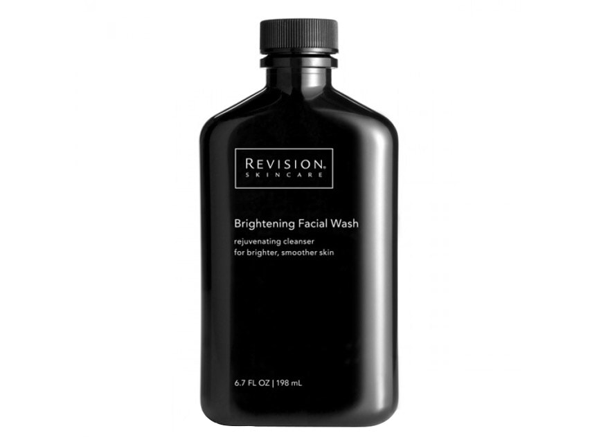 Revision Skincare Brightening Facial Wash. Facial Cleanser. Face Cleanser.
