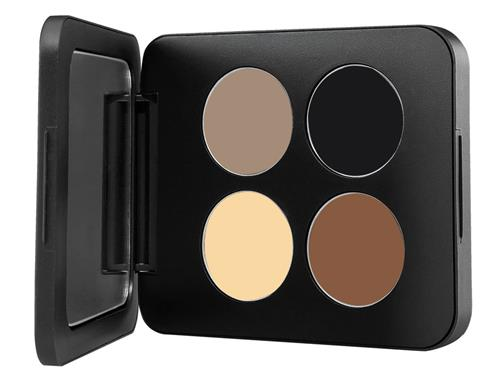 Makeup. Youngblood Pressed Mineral Eyeshadow Quad