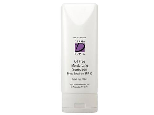 Derma Topix Oil-Free Moisturizing Sunscreen SPF 30