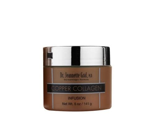 Dr. Jeannette Graf, M.D. Copper Collagen Infusion