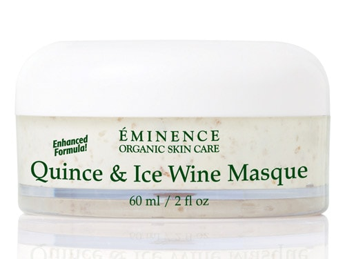 Eminence Quince and Ice Wine Masque