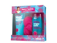 Bliss Suds and Butter Set - Berry Bubbly