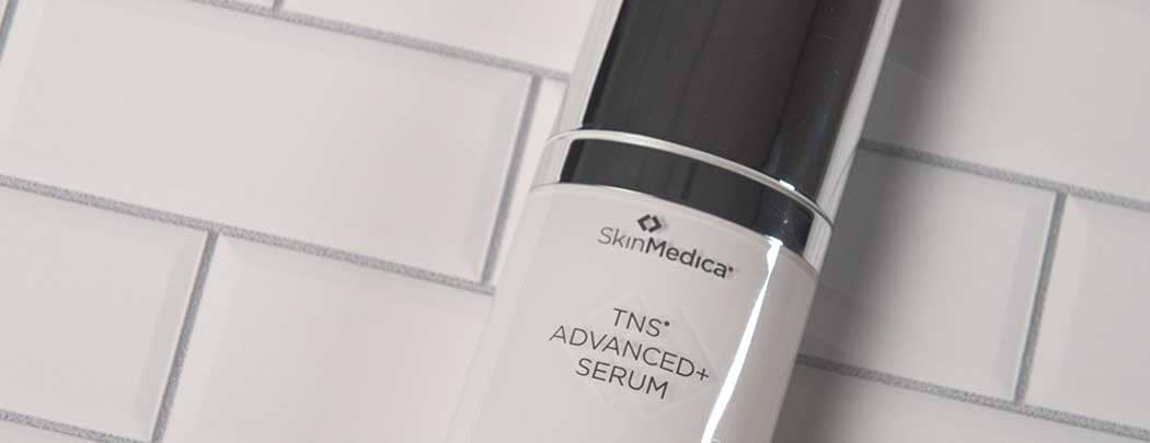 Unboxing SkinMedica TNS Advanced Serum+