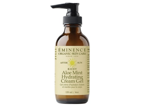 Eminence Aloe Mint Hydrating Cream Gel for Body