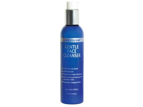 GlyDerm Gentle Face Cleanser .2%