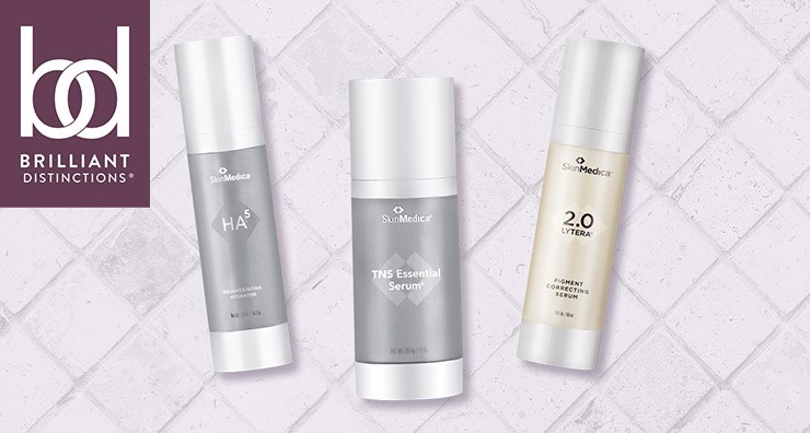 Redeem Brilliant Distinctions Points on SkinMedica Purchases at LovelySkin!