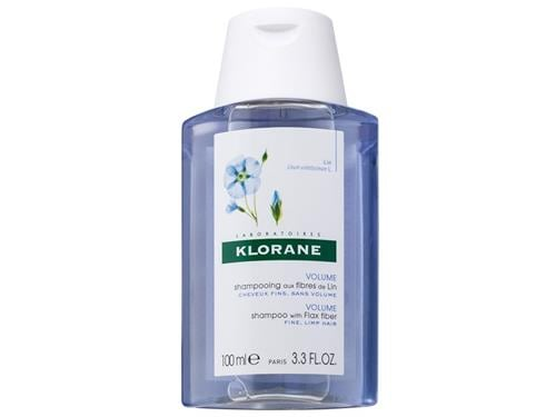 Klorane Shampoo with Flax Fiber - Travel Size