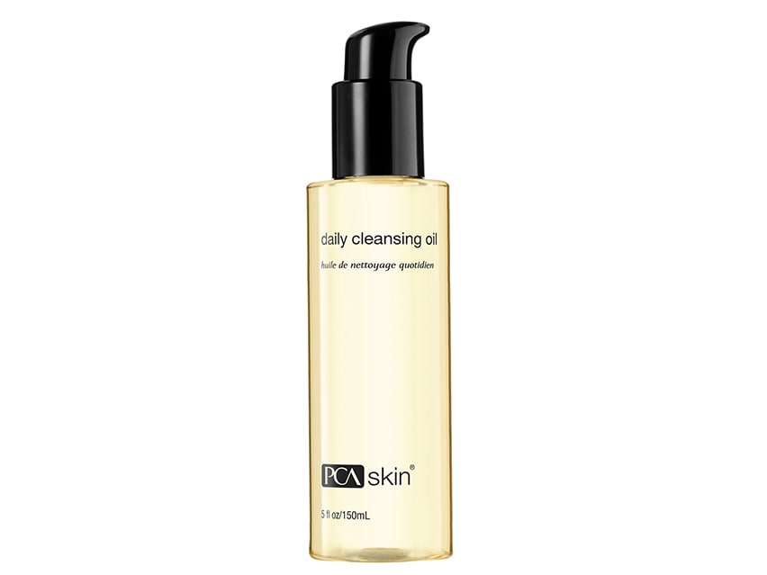 PCA SKIN Daily Cleansing Oil. Oils for Facial Cleansing. Facial Cleanser.