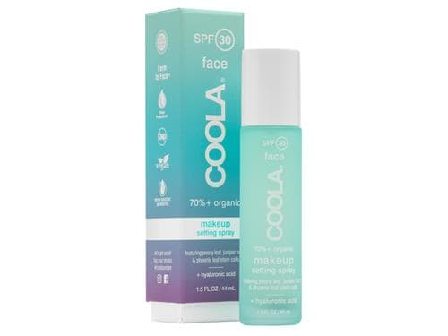 COOLA Organic Makeup Setting Spray SPF 30