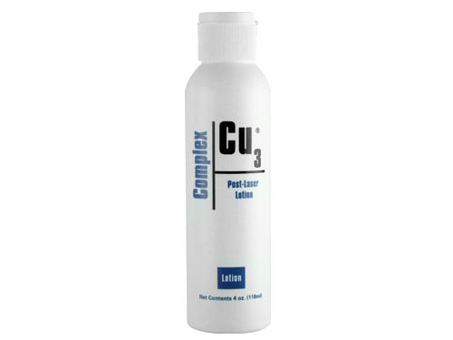 Complex Cu3 Post Laser Lotion