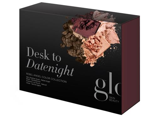 Glo Skin Beauty Desk to Datenight Color Collection