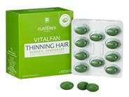 Rene Furterer Vitalfan Dietary Supplement for Sudden, Temporary Hair Loss