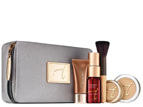 jane iredale Starter Kit - Medium Dark (Latte)