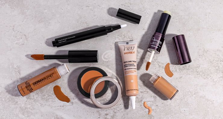 How to Find the Right Concealer for You