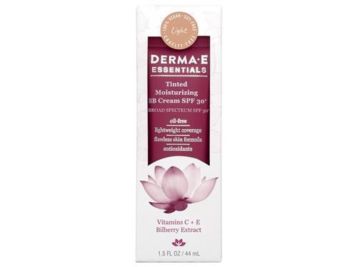 derma e Essentials Tinted Moisturizing BB Cream SPF 30 - Light