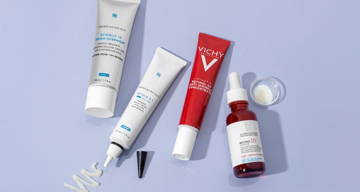 Glycolic acid vs. Retinol: Can You Use the Two Together?