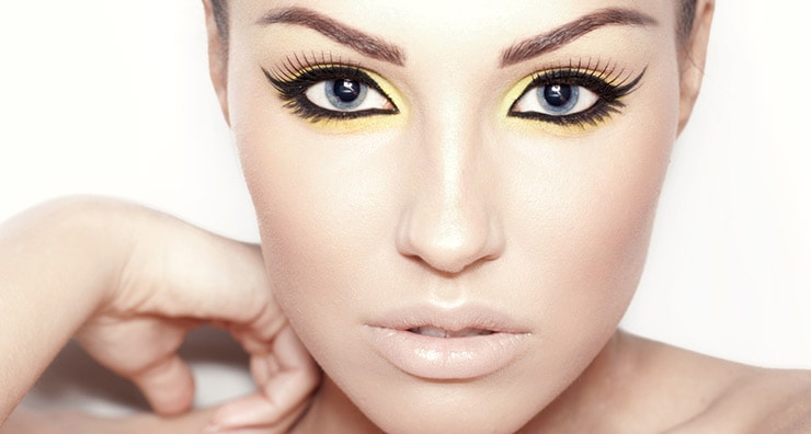 Spring's Top Makeup Trends