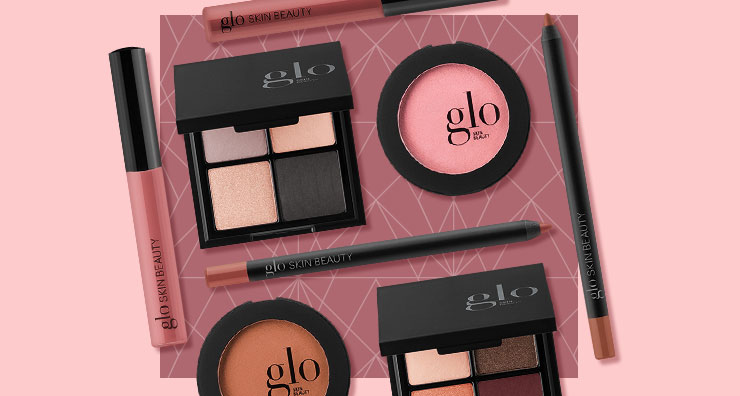 A Spring Beauty Color Story: From Desk to Datenight with Glo Skin Beauty